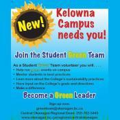 kelowna green team